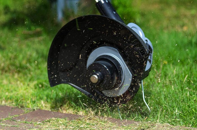 electric lawn edgers