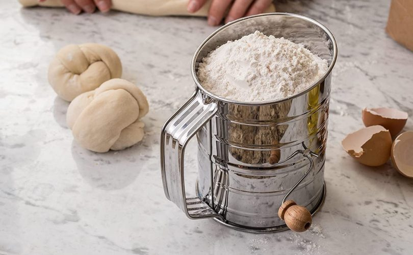 flour sifters
