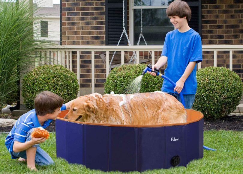pet pool bathing tubs
