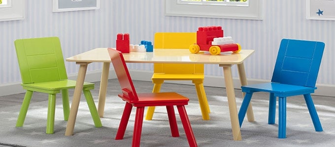 toddler tables and chairs for kid