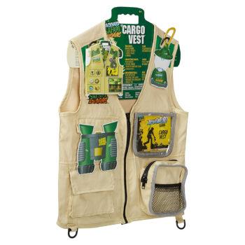 Backyard Safari fishing vest