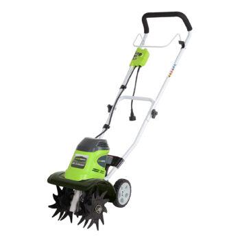 Greenworks 27072 Corded Tiller