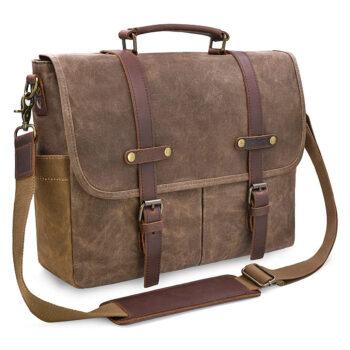NEWHEY Men's Messenger Bag