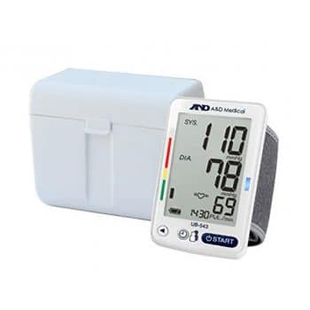 A&D Medical Wrist Blood Pressure Monitor