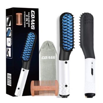 Goaus Beard Straightener for Men