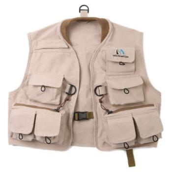 Maxcatch kids fishing vest