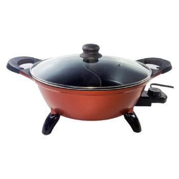 TROOPS BBQ Deluxe Shabu Shabu Hot Pot