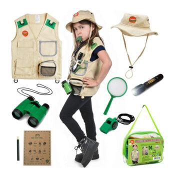 Born Toys kids fishing vest