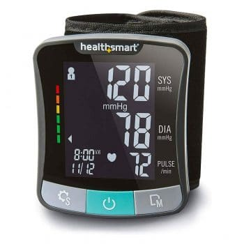 HealthSmart Digital Blood Pressure Monitor