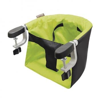 Mountain Buggy Clip-On Pod Highchair, Lime