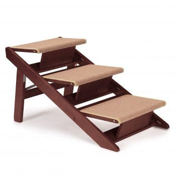 Pet Studio Pine Dog RampSteps