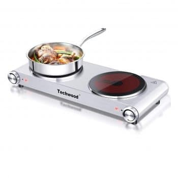 Techwood Electric Hot Plate Stove