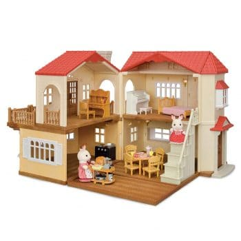Calico Critters Home Gift Set