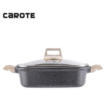 Carote 5.8-Quart Dual –Flavor Shabu Shabu Pot
