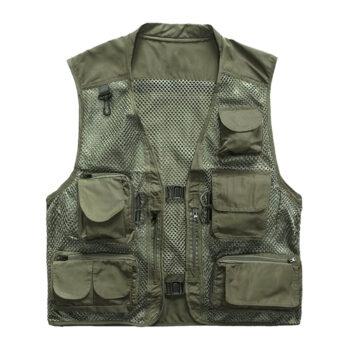 Marsway quick-dry fishing vest