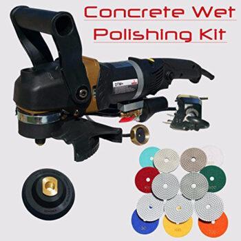Stadea Wet Concrete Polisher Grinder Kit