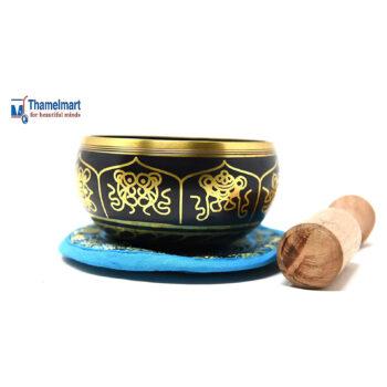 TM THAMELET FOR BEAUTIFUL MINDS Tibetan Singing Bowl Set