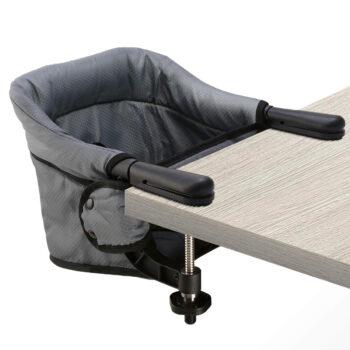 Toogel Fold-Flat Storage Clip Feeding Seat