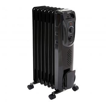 AmazonBasics Portable Radiator Heater