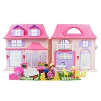 Borey Pretend Play Doll House