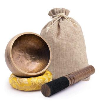DomeStar Tibetan Singing Bowl Set