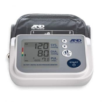 A&D Medical Upper-Arm Blood Pressure Monitor