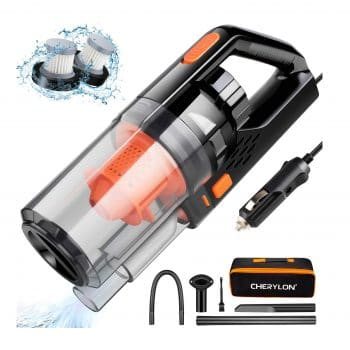CHERYLON portable vacuum cleaner for car