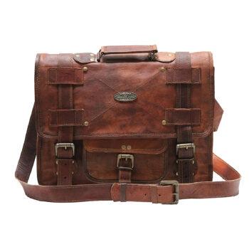 Handmade World Leather Bags for Men