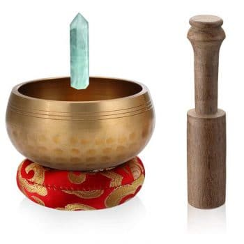 Innovahome Tibetan Singing Bowl Handmade Set