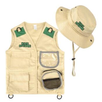 Kidz Xplore fishing vest