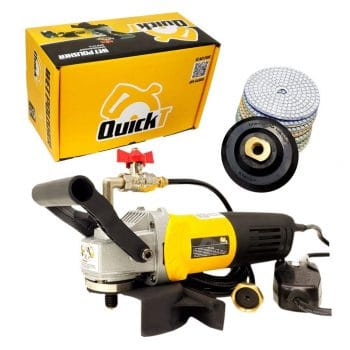 QuickT SPW702A Concrete Countertop Wet Polisher