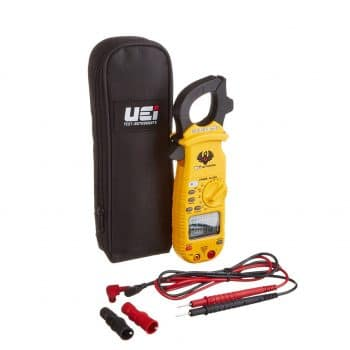 UEi Test Instruments Clamp-On Meter
