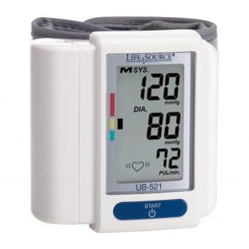 LifeSource Digital Blood Pressure Monitor