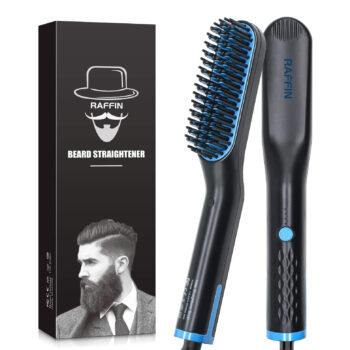 RAFFIN Heated Beard Straightening comb