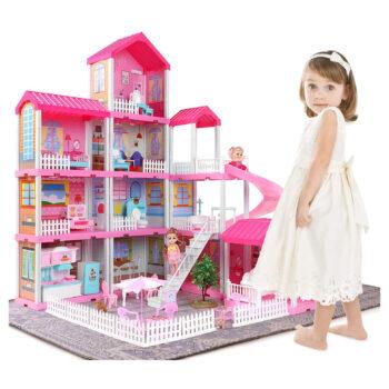 Temi Dollhouse Dreamhouse