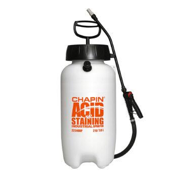 Chapin International 22240XP Industrial Acid Staining Concrete Sprayer