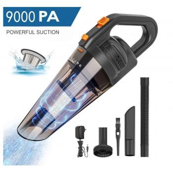 HONITURE handheld car vacuum