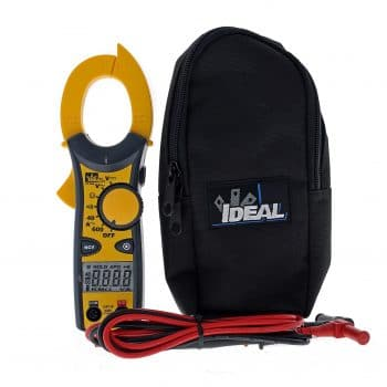 IDEAL INDUSTRIES INC. Clamp Meter