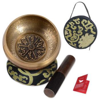 SHANSHUI Tibetan Singing Bowl Set