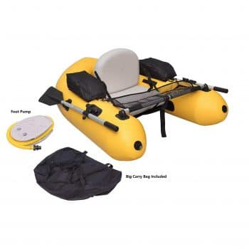 Wistar fishing inflatable boat