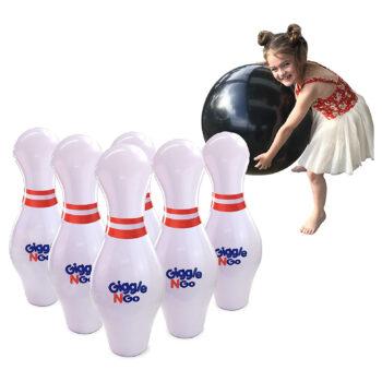 GIGGLE N GO KIDS Bowling Set