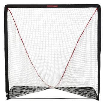Rukket Rip It Foldable Portable Lacrosse Goal for Backyard Shooting