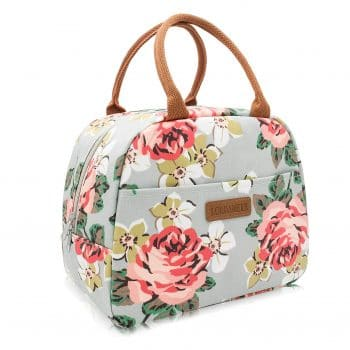 LORDAMERE Fashionable Lunch Bag for Women