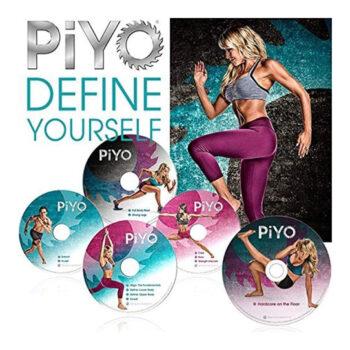 Qspeed PiYo DVD