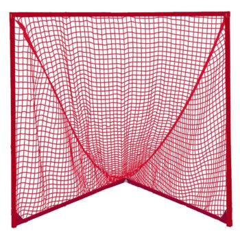 SikShot Big Red 6x6 Lacrosse Goal