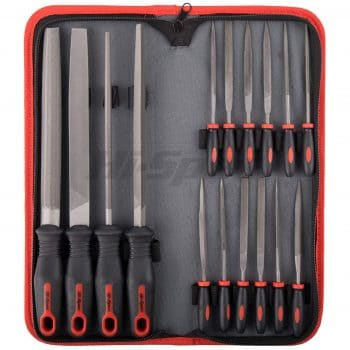 Hi-Spec 16Pcs Hand File Set