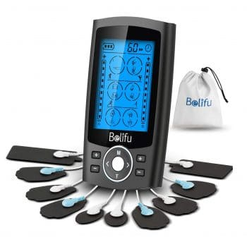 Belifu Dual Channel TENS Electronic Pulse Massager