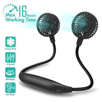 COMLIFE Portable Neck Fan
