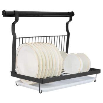 Eastore Life Foldable Wall-mounted Dish Drying Rack