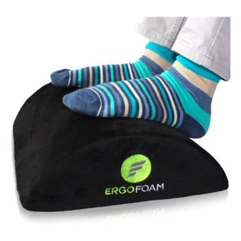ErgoFoam Ergonomic Foot Rest